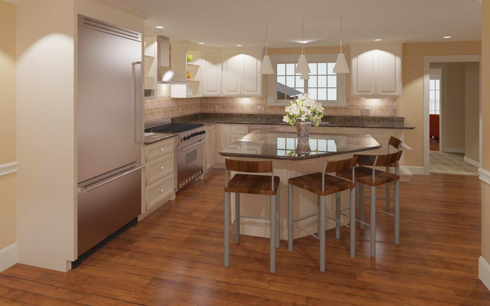 Portfolio home design consulting for Kitchen design consultants